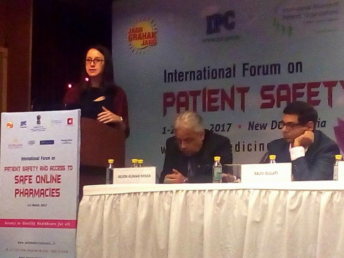 International Forum on Patient Safety And Access to Safe Online Pharmacies