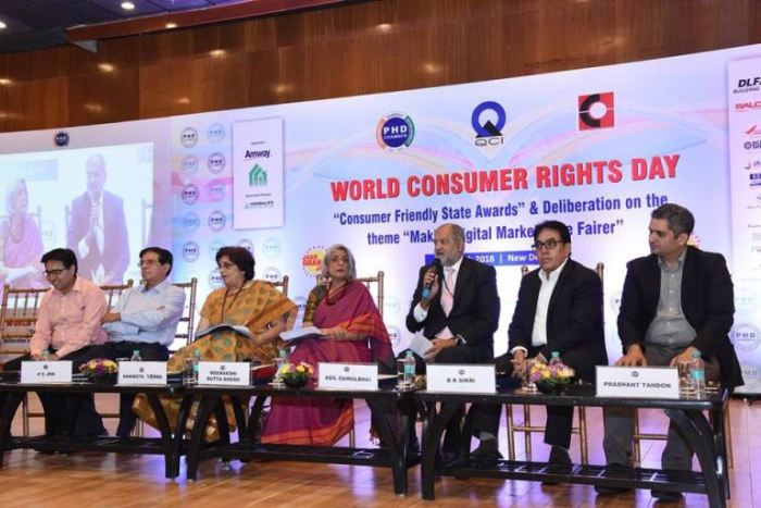 World Consumer Rights Day Celebrated
